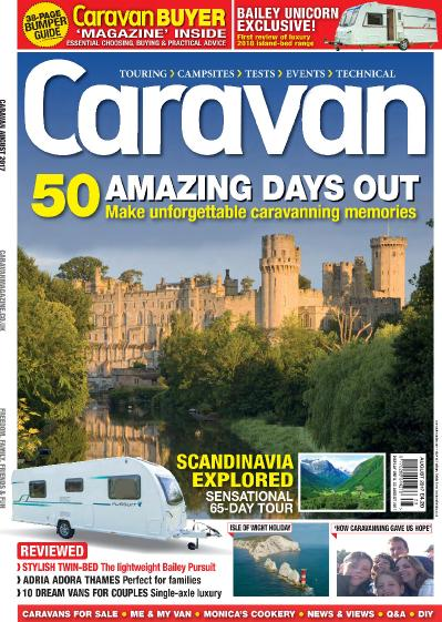 Caravan Magazine  August (2017)