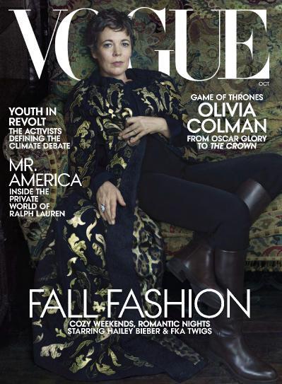 Vogue USA - 10 (2019)