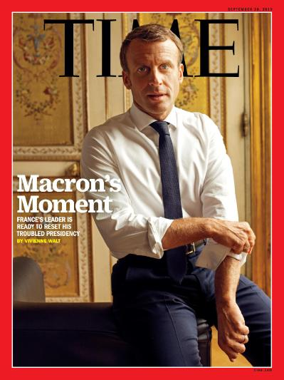 Time Magazine International Edition - 09 20 (2019)