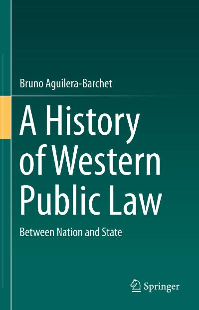 A History of Western Public Law Between Nation and State