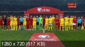 Футбол. Чемпионат Европы 2020. Отборочный турнир. Группа B. 8-й тур. Украина - Португалия [14.10] (2019) HDTVRip 720p