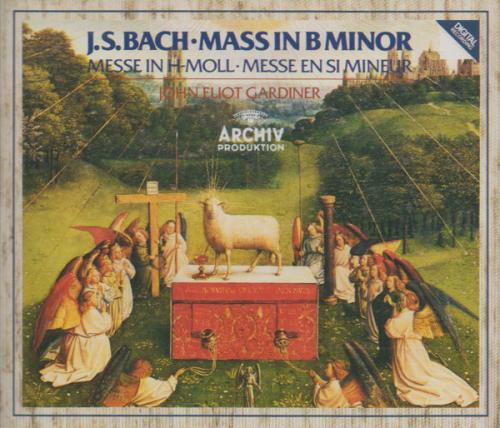Bach   Mass In B Minor BWV 232   English Baroque Soloists, Monteverdi Choir, Sir J...