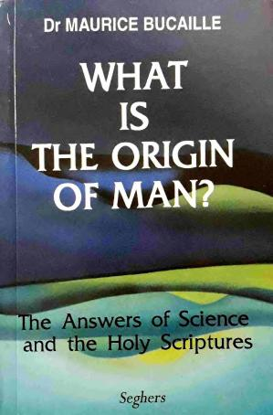 What is the Origin of Man-