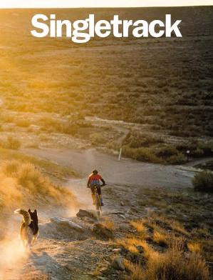 Singletrack - Issue 124 - April (2019)