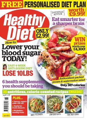 Healthy Diet  August (2017)