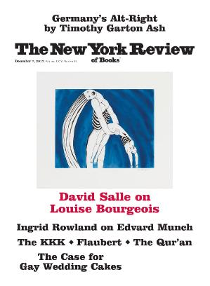 The New York Review of Books  December 07 (2017)