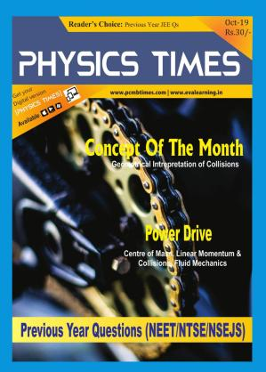Physics Times - October (2019)