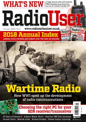 Radio User  January (2019)