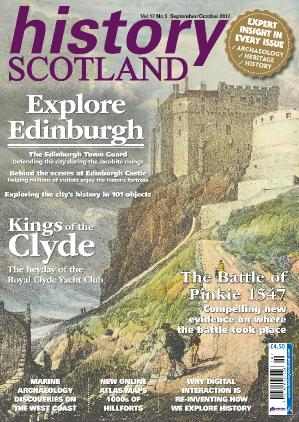 History Scotland  September-October (2017)