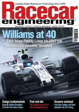 Racecar Engineering  December (2017)