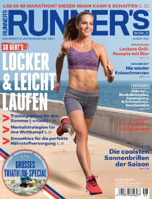 Runner s World Germany  August (2017)