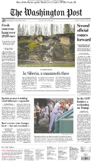 The Washington Post - 07 10 (2019)