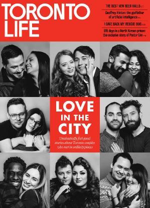 Toronto Life  February (2018)