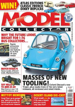 Model Collector  September (2017)