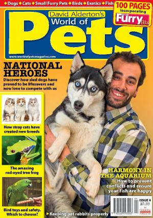 World of Pets - March (2018)