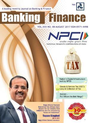 Banking Finance  August (2017)