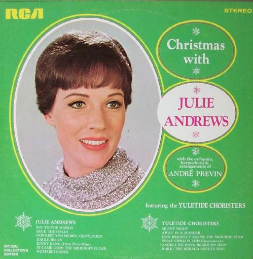 Julie rews   Christmas With Julie rews (1969)